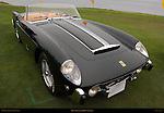Ferrari 1957 250GT Spyder, Pebble Beach Concours d'Elegance