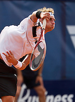 06-09-13,Netherlands, Alphen aan den Rijn,  TEAN, Tennis, Tean International Tennis Tournament 2013, Tean International ,  Thiemo de Bakker (NED) <br /> Photo: Henk Koster