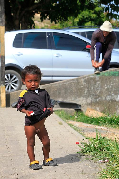 Venezuelanos come&ccedil;am a migrar para o Brasil em busca de melhores condi&ccedil;&otilde;es de vida.<br /> Viagem ao Monte Roraima e &aacute;reas de fronteira <br /> Brasil, Venezuela e Guiana.<br /> &copy;Paulo Santos<br /> 26 a 29 / 11 / 2016