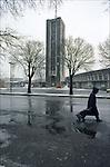 La trasformazione della Città in vista delle Olimpiadi 2006. Corso Sebastopoli prima della costruzione della Piazza olimpica.