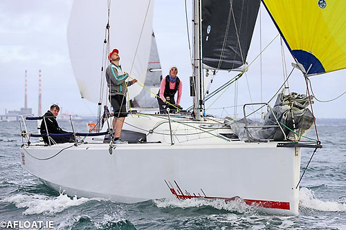 John O'Gorman's Sunfast 3600 'Hot Cookie' was the IRC Class Zero winner