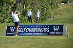 April 13, 2015; Ventura, CA, USA; Pepperdine Waves golfer Katherine Zhu during the WCC Golf Championships at Saticoy Country Club.