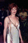 Frances Fisher arrives for the White House Correspondents Dinner at the Washington Hilton Hotel on April 25, 1998..Credit: Ron Sachs / CNP