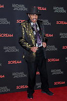 LOS ANGELES - OCT 24: Joe Jackson at The Estate of Michael Jackson and Sony Music present Michael Jackson Scream Halloween Takeover at TCL Chinese Theatre IMAX on October 24, 2017 in Los Angeles, California