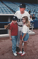 1992 <br /> Donald Trump with Eric and Ivanka<br /> Photo By John Barrett-PHOTOlink.net/MediaPunch
