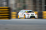 William Lok races the FIA WTCC during the 61st Macau Grand Prix on November 14, 2014 at Macau street circuit in Macau, China. Photo by Aitor Alcalde / Power Sport Images