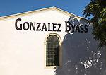 Gonzalez Byass bodega building, Jerez de la Frontera, Cadiz province, Spain