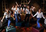 Tap Dancers.Vassar College