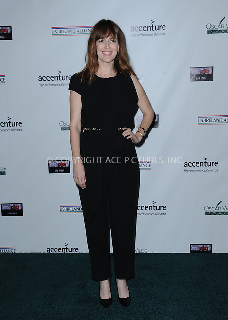 WWW.ACEPIXS.COM<br /> <br /> February 19 2015, LA<br /> <br /> Rosemarie Dewitt arriving at the US-Ireland Alliance Pre-Academy Awards event at Bad Robot on February 19, 2015 in Santa Monica, California. <br /> <br /> <br /> By Line: Peter West/ACE Pictures<br /> <br /> <br /> ACE Pictures, Inc.<br /> tel: 646 769 0430<br /> Email: info@acepixs.com<br /> www.acepixs.com