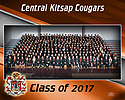 2017 Central Kitsap HS Graduation