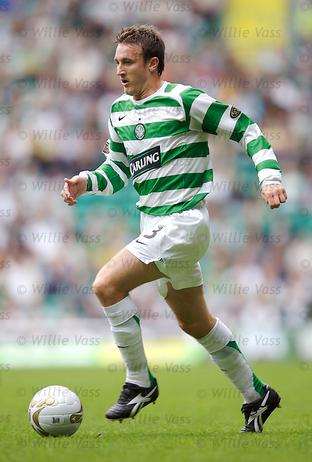 Lee Naylor, Celtic.stock season 2006-2007.pic willie vass