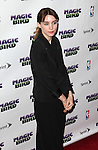 "Rooney Mara pictured at the ""Magic/Bird"" Opening Night Arrivals at the Longacre Theatre in New York City on April 11, 2012 © Walter McBride / WM Photography  Ltd."