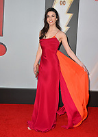 LOS ANGELES, CA. March 28, 2019: Grace Fulton at the world premiere of Shazam! at the TCL Chinese Theatre.<br /> Picture: Paul Smith/Featureflash