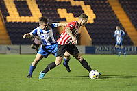 Colchester United vs AFC Hornchurch 03-11-15