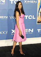 "NEW YORK CITY, NY, USA - MAY 10: Famke Janssen at the World Premiere Of Twentieth Century Fox's ""X-Men: Days Of Future Past"" held at the Jacob Javits Center on May 10, 2014 in New York City, New York, United States. (Photo by Celebrity Monitor)"