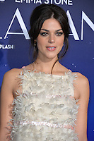 Actress Callie Hernandez at the Los Angeles premiere for &quot;La La Land&quot; at the regency Village Theatre, Westwood. <br /> December 6, 2016<br /> Picture: Paul Smith/Featureflash/SilverHub 0208 004 5359/ 07711 972644 Editors@silverhubmedia.com