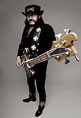 Feb 29, 2008: MOTORHEAD - Photosession in Los Angeles USA