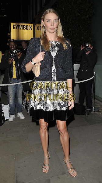 LONDON, ENGLAND - MARCH 10: Jodie Kidd attends the Rodial Beautiful Awards 2014, St Martin's Lane Hotel, St Martin's Lane, on Monday March 10, 2014 in London, England, UK.<br /> CAP/CAN<br /> &copy;Can Nguyen/Capital Pictures