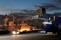 ItalyThe car ferry Norman Atlantic is seen in Brindisi harbour, after a fire in waters off Greece January 2, 2015.