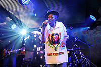 LONDON, ENGLAND - OCTOBER 5: Angus Gaye of 'Aswad' performing at Under The Bridge on October 5, 2018 in London, England.<br /> CAP/MAR<br /> ©MAR/Capital Pictures
