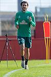 09.01.2020, Sportzentrum RCD Mallorca, Son Bibiloni, ESP, TL Werder Bremen -  Training Tag 07<br /> <br /> im Bild / picture shows <br /> <br /> Leonardo Bittencourt  (Werder Bremen #10)<br /> auslaufen<br /> <br /> <br /> Foto © nordphoto / Kokenge
