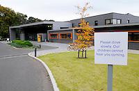 13/10/09 Princess Royal at deaf school