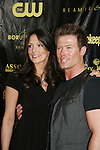 All My Children's Jacob Young and wife Christen Steward at the 36h Annual Daytime Entertainment Emmy® Awards Nomination Party - Sponsored By: Good Housekeeping and The National Academy of Television Arts & Sciences (NATAS) on Thursday, May 14, 2009 at Hearst Tower, New York City, New York. (Photo by Sue Coflin/Max Photos)                                 ..