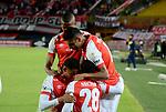 Independiente Santa Fe venció 2-0 a Atlético Bucaramanga. Fecha 14 Liga Águila II-2019.