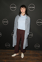 WEST HOLLYWOOD, CA - JANUARY 9: Emily Skeggs, at the Lifetime Winter Movies Mixer at Studio 4 at The Andaz Hotel in West Hollywood, California on January 9, 2019. Credit:Faye Sadou/MediaPunch