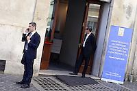 Roma, 3 Luglio 2014<br /> Convegno e assemblea dell'Anci<br /> L'associazione dei Comuni italiani per l'innovazione.<br /> Nella foto Federico Pizzarotti <br /> sindaco di Parma.