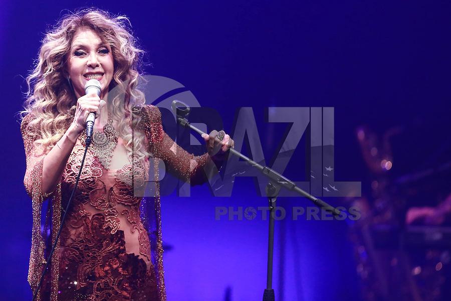 SÃO PAULO, SP, 22.03.2016 - SHOW-SP - Cantora Wanderléa se apresenta no Teatro Porto Seguro na noite desta terça-feira no centro da cidade de São Paulo. (Foto: Vanessa Carvalho/Brazil Photo Press)