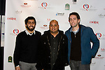 """A Son's Sacrafice"" l-r.  Musa Syeed producer, Imran Uddin, Subject, Yoni Brook, director"