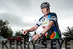 Cathal Walsh of the Ring of Kerry Charity Cycle Committee