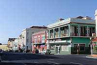 Rua Lisboa in Mindelo, Sao Vicente, Kapverden, Afrika