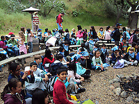 The Harker School - LS - Lower School - Harker's 4th graders embark upon their Annual Field Trip to Coloma, CA, to learn about California's Gold Rush and other Important History...Photo by Kristin Giammona