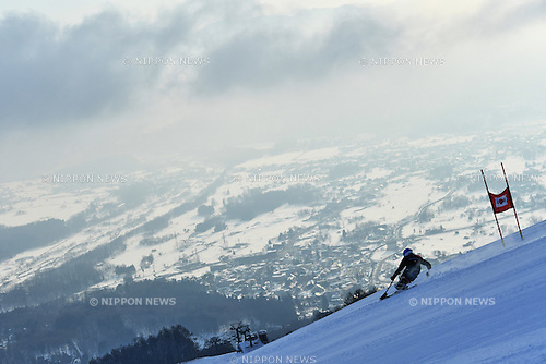 General view, <br /> MARCH 5, 2017 - Alpine Skiing :<br /> IPC Alpine World Cup Hakuba <br /> at Hakuba Happo One, Nagano Japan.<br /> (Photo by AFLO SPORT)