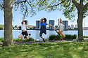 Protein Dance, Greenwich Location Shoot, May 2019
