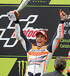 2014 Moto GP Monster Energy de Catalunya