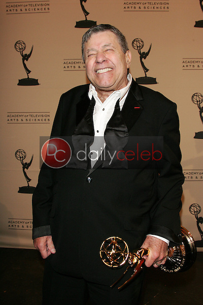 Jerry Lewis<br /> In the press room at the 2005 Primetime Creative Arts Emmy Awards, Shrine Auditorium, Los Angeles, CA 09-11-05<br /> David Edwards/DailyCeleb.Com 818-249-4998