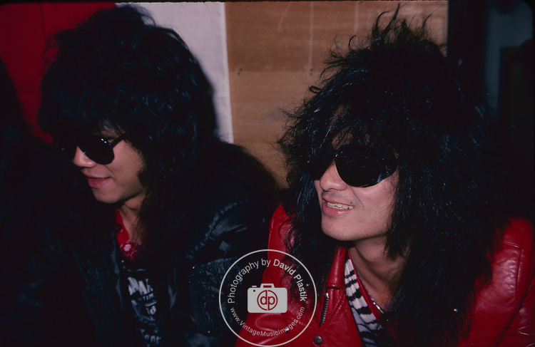 Loudness <br /> November 1984 L'amours Brooklyn