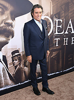 "14 May 2019 - Hollywood, California - Ian McShane. HBO's ""Deadwood"" Los Angeles Premiere held at the Arclight Hollywood. Photo Credit: Birdie Thompson/AdMedia"