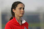 11 April 2009: Washington's Madison Keller. The Washington Freedom played the Chicago Red Stars to a 1-1 tie at the Maryland SoccerPlex in Boyds, Maryland in a regular season Women's Professional Soccer game.