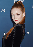 LOS ANGELES, CA - JANUARY 05: Larsen Thompson attends Michael Muller's HEAVEN, presented by The Art of Elysium at a private venue on January 5, 2019 in Los Angeles, California.<br /> CAP/ROT/TM<br /> &copy;TM/ROT/Capital Pictures