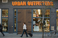 An Urban Outfitters store is pictured in Toronto April 22, 2010. Urban Outfitters, Inc. (NASDAQ: URBN) is a publicly traded American company that owns and operates five retail brands: Urban Outfitters, Anthropologie, Free People, Terrain and Leifsdottir, a luxury brand for Anthropologie.