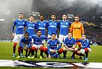 12.12.2019 Rangers v Young Boys Bern: Rangers team