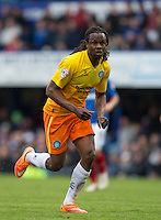 Marcus Bean of Wycombe Wanderers during the Sky Bet League 2 match between Portsmouth and Wycombe Wanderers at Fratton Park, Portsmouth, England on 23 April 2016. Photo by Andy Rowland.