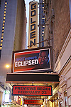 'Eclipded' - Theatre Marquee