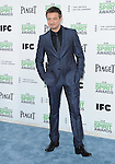 Jeremy Renner<br />  attends The 2014 Film Independent Spirit Awards held at Santa Monica Beach in Santa Monica, California on March 01,2014                                                                               © 2014 Hollywood Press Agency