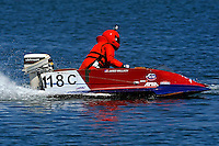 118-C..Stock outboard hydro.