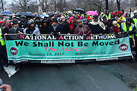 Al Sharpton MLK holiday march 2017